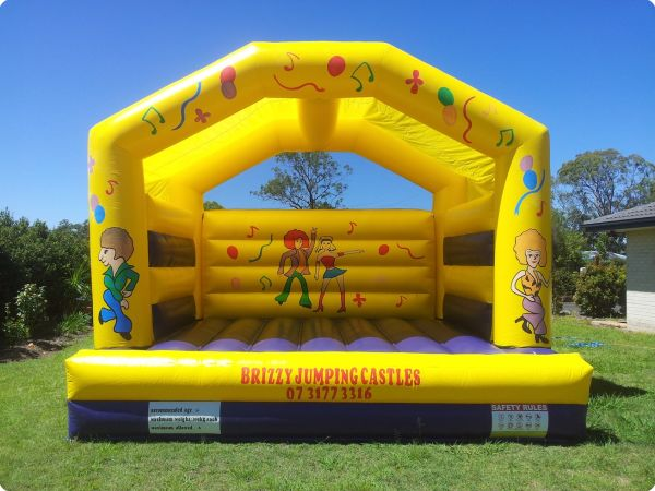 toddler bouncy castle hire Perth