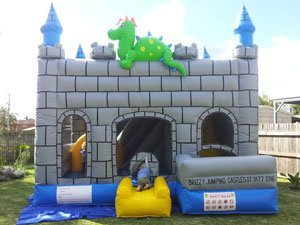 Dragon Jumping Castle