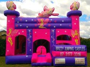 Fairy Jumping Castle