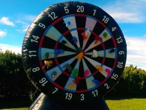 Giant Dartboard Darts Game