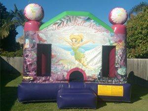 Tinker Bell Jumping Castle