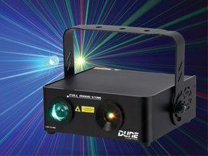 Dune Full Moon Laser