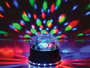 Mushroom Ball Light