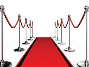 Red Carpet Runway Package