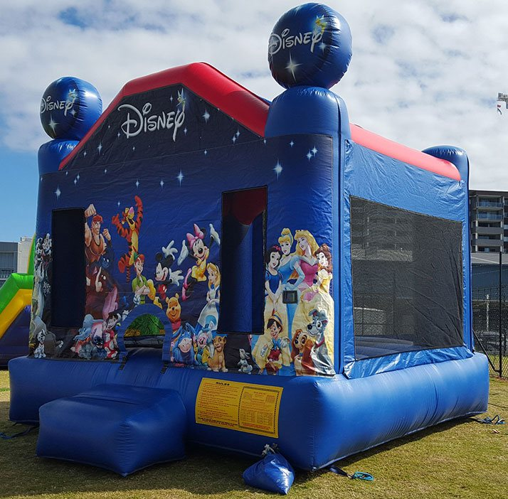 New World of Disney Jumping Castle