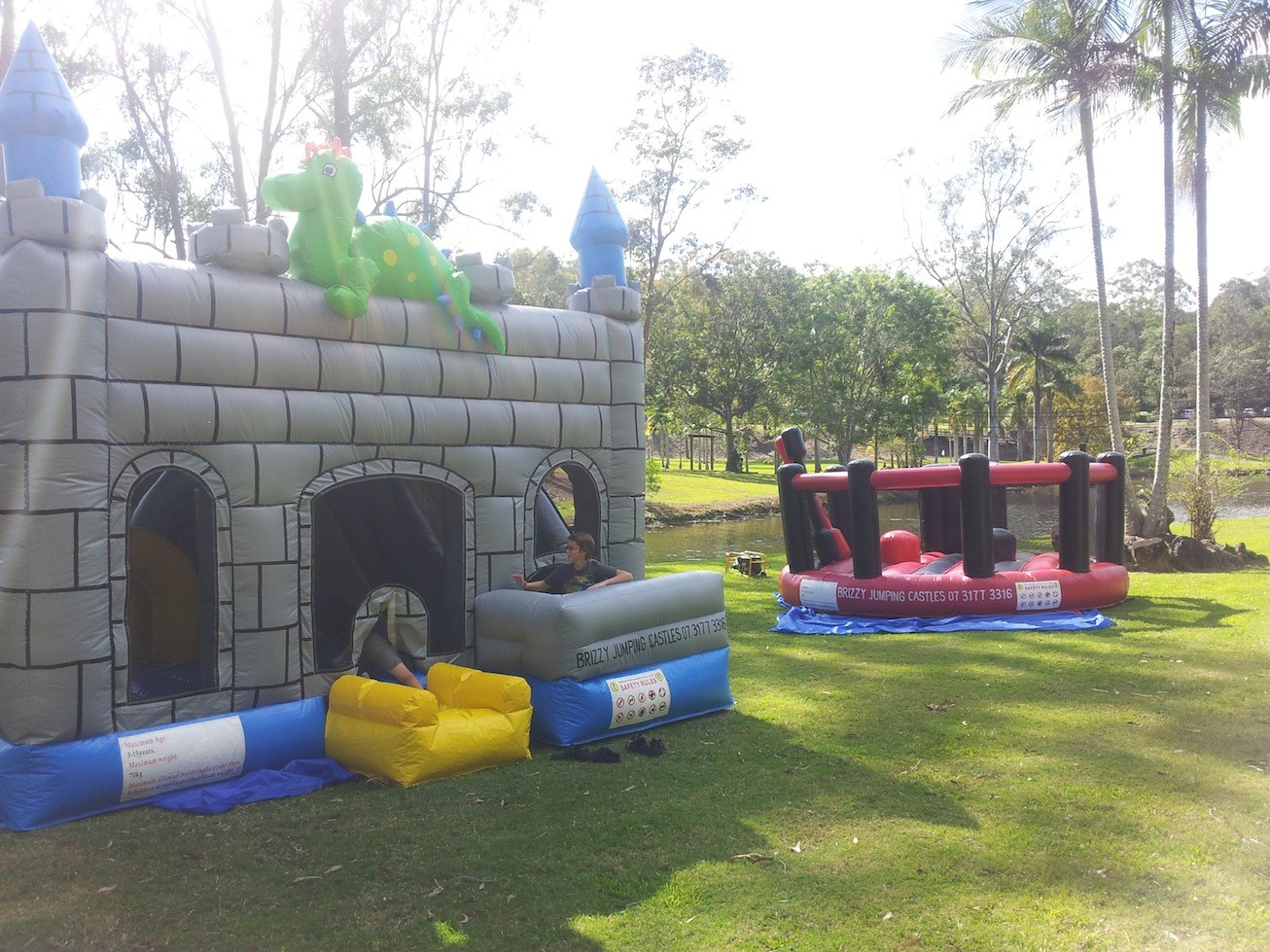 fundraising party package
