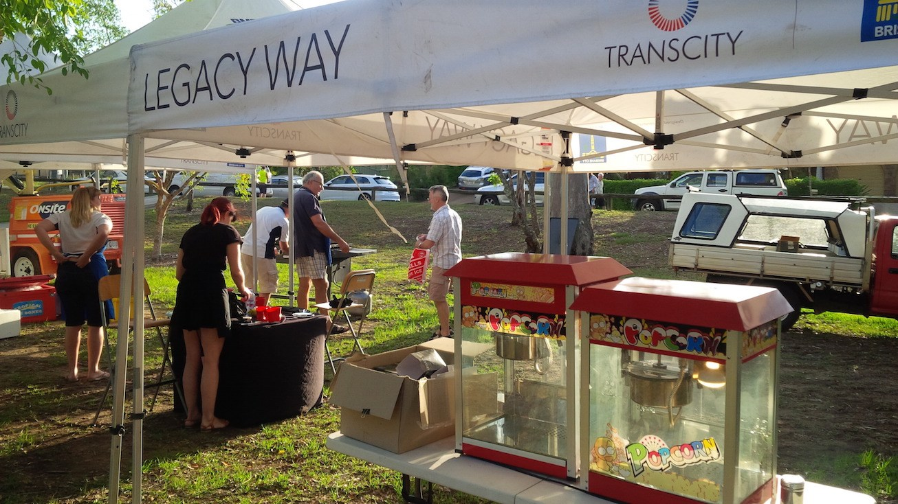 Transcity Info Breakfast