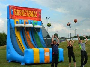 Inflatable Sports Game Hire