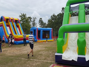 Jumping Castle Hire Packages