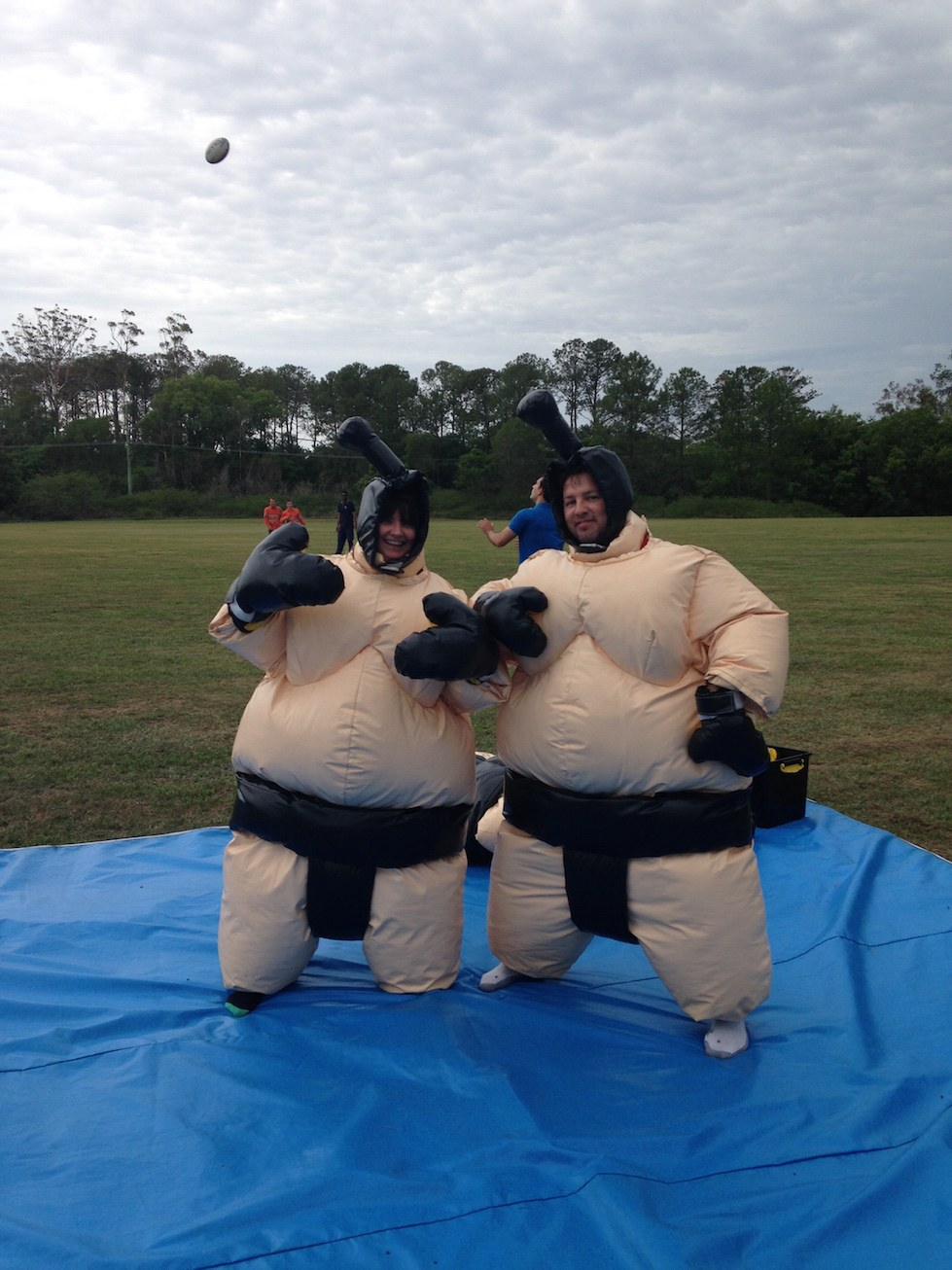 Sumo Suit Hire Brisbane