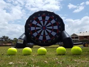 Soccer Darts - Front