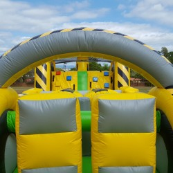 Atomic Inflatable Obstacle Course - 8