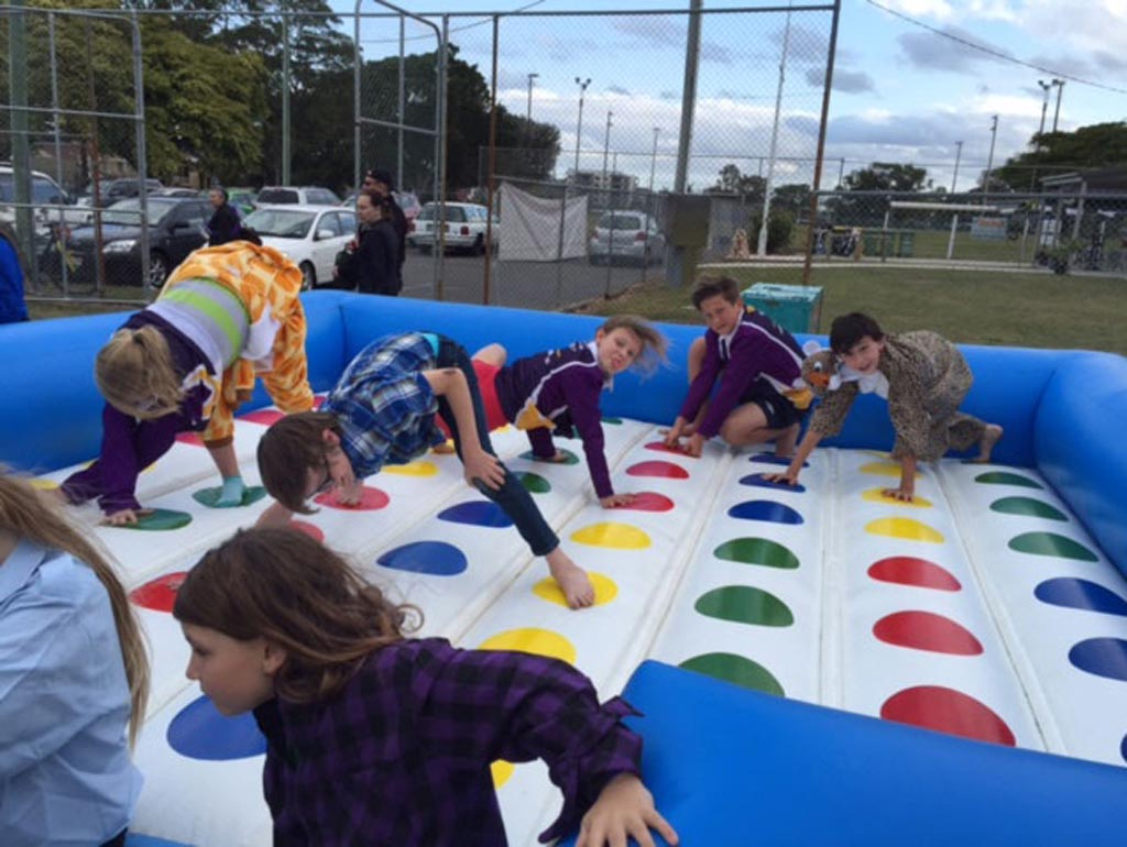 Inflatable Twister Game - 4