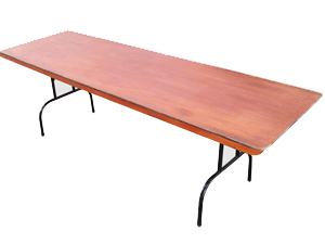 Trestle Table 2.4 Metre