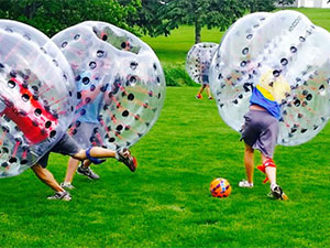 Bubble Soccer Brisbane