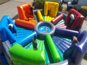 Inflatable Interactive Games Hire