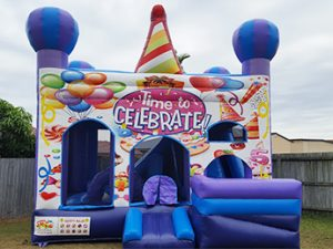 Party Time Combo Jumping Castle