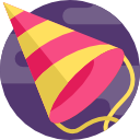 Party Hat - Icon