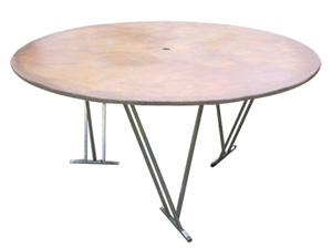 Round Table 1.5Mtr - Brisbane Hire
