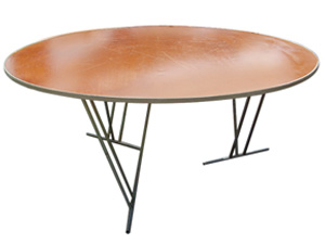 Round Table 1.8Mtr - Brisbane Hire
