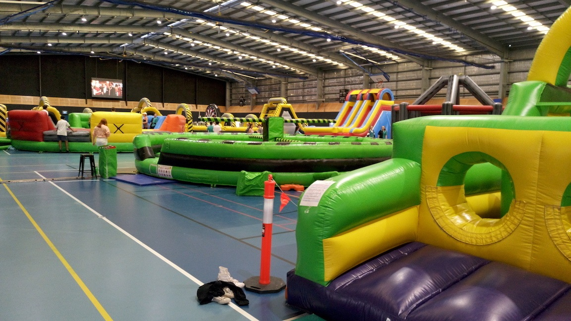 Jumping Castles for School Fetes