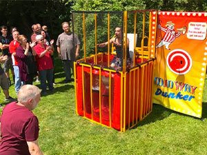 Dunk Tank Hire Brisbane