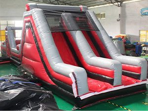 Rage 2 Inflatable Obstacle Course