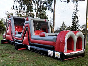 Rage 2 Obstacle Course Hire Brisbane