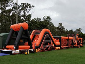 Firestorm 4 Block 27 Mtr Obstacle Course