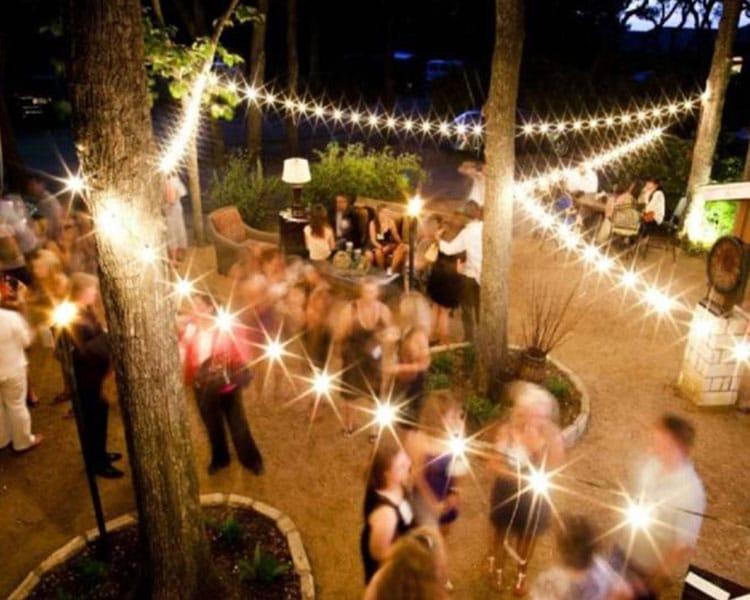 Festoon & Fairy Lighting Hire Brisbane