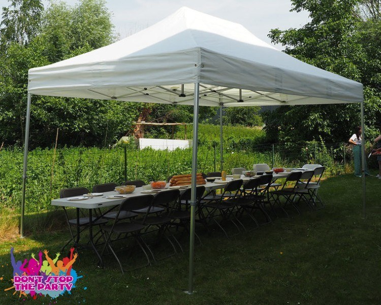 Pop Up DIY Marquee 4.5 Metre - 4