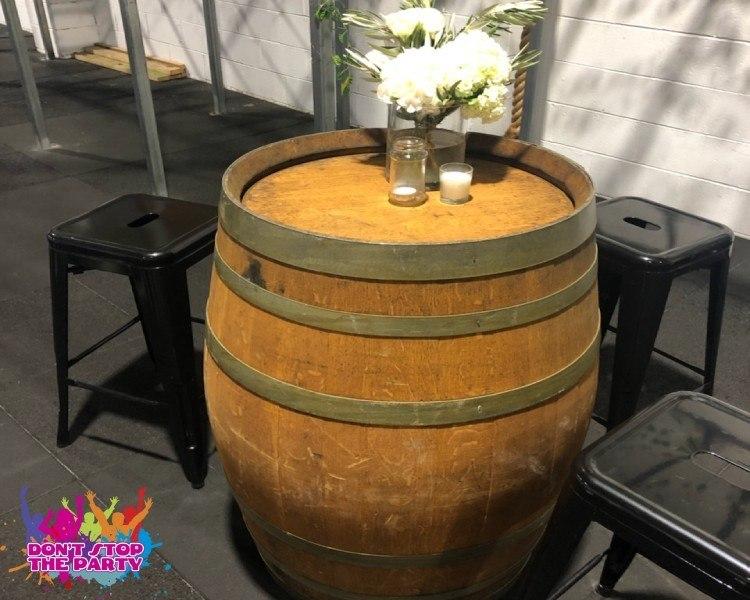 Wine Barrel Hire Brisbane - 1