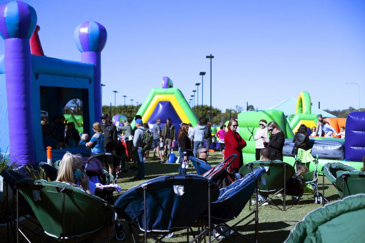 Jumping Castle Hire Brisbane