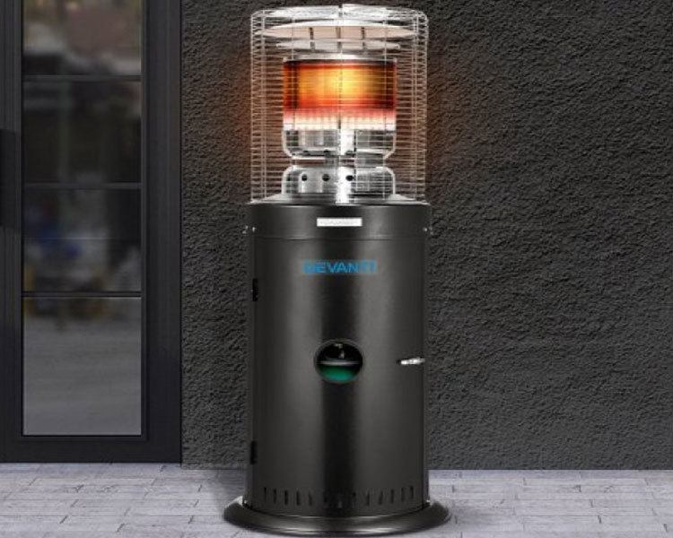 Portable Patio Heater Hire Brisbane