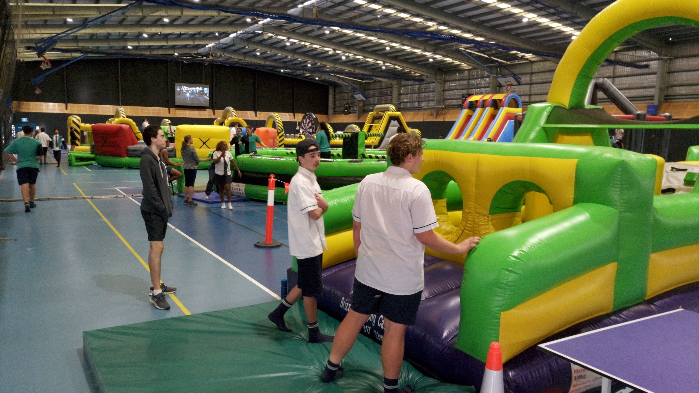 Jumping Castle Hire For Schools